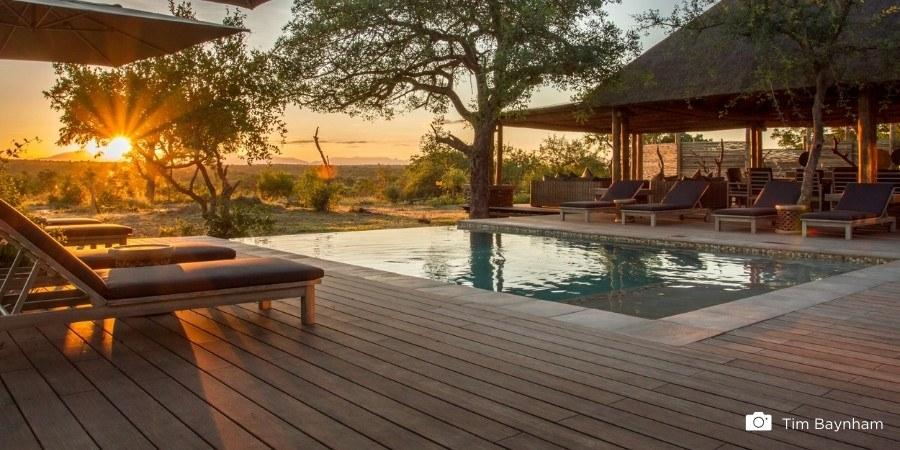 12 stijlvolle terrassen met bamboe planken