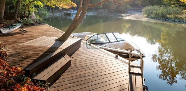 8 Bamboo deck advantages