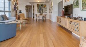 8 examples of the most beautiful bamboo floors at home
