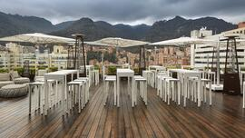 Hilton Bogota rooftop deck Picture by Andres Valbuena_bew-WEB